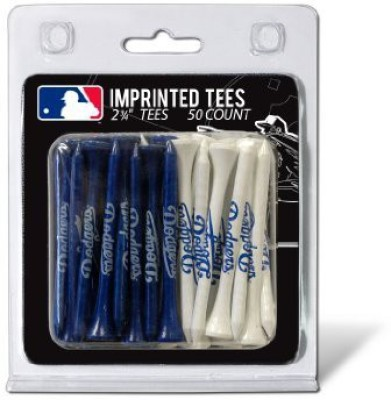 Team Golf MLB Los Angeles Dodgers Tee Golf Tees