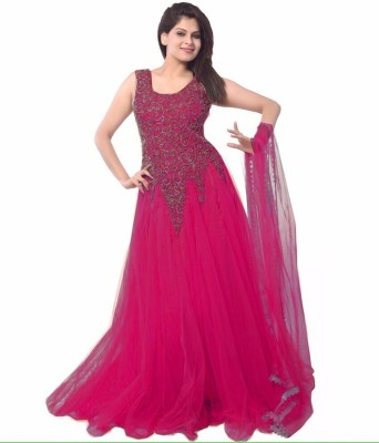 Trusha Dresses Anarkali at flipkart