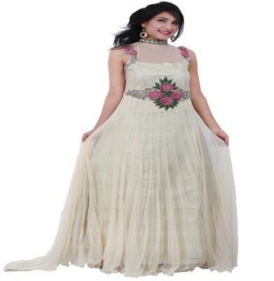 Adorn Ethnic Ball Gown