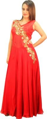 V Da Couture Indo-Western Gown