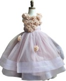Rosy Posy Ball Gown