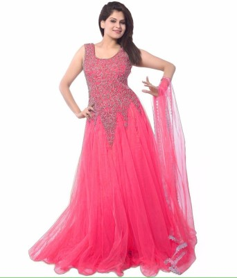 Wear N Glow Anarkali at flipkart