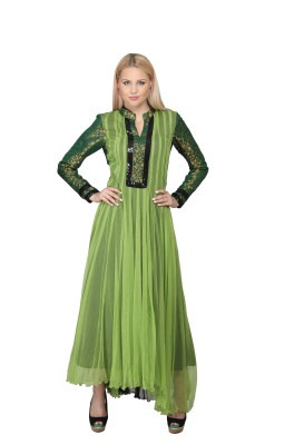 Ethnic Route Indowestern Gown