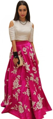 Maniya Creation Ball Gown at flipkart