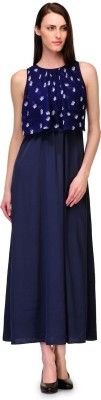 Just Wow Casual Maxi Gown