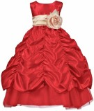 Pink Wings Ball Gown