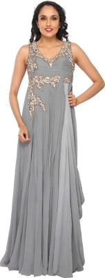 Camouflaage Party Gown