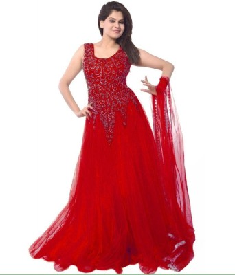 F3 Fashion Anarkali at flipkart