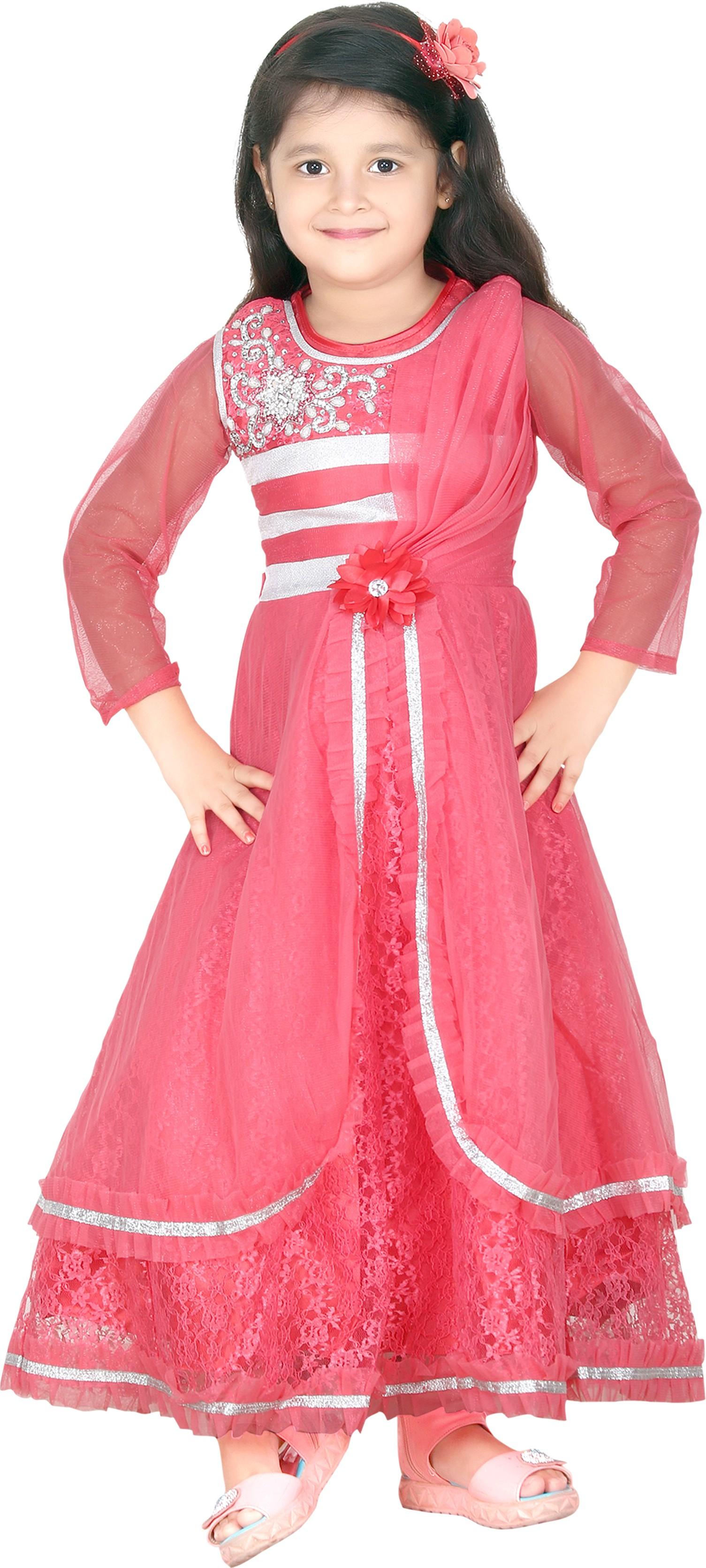 Trendyy Girls Gown