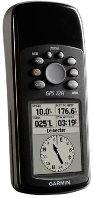 Garmin 72h Hand Held GPS Device
