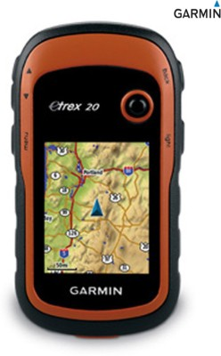 Garmin E Trex20 Handheld GPS Device