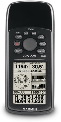 Garmin 72 H Handheld GPS Device