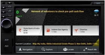 Mapmyindia ICENAV 701 GPS Device