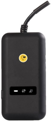 Letstrak GPS Trackers for Car - Portable Vehicle GPS Device(Black)