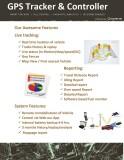 SecureMe SMDCARFSTK103 GPS Device (Black...