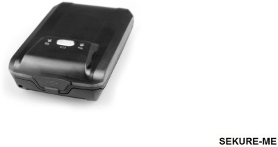 Concox Sekure_me-Personal Tracker GPS Device(Black)