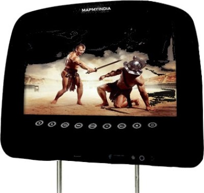 Mapmyindia Universal Car Headrest Monitor 700 GPS Device