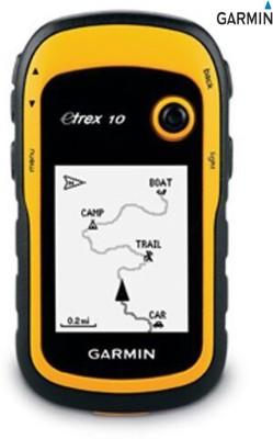 Garmin eTrex10 GPS Device