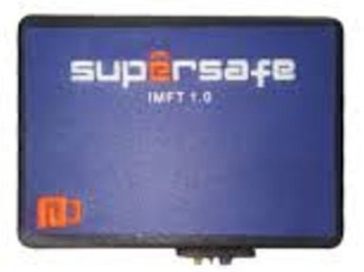 Supersafe Secure GPS Device