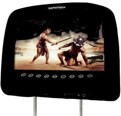 Mapmyindia Universal Car Headrest Monitor 900 GPS Device