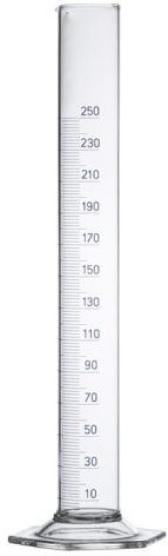 DULAB MC50 Borosilicate Glass Graduated Cylinder(50 ml)