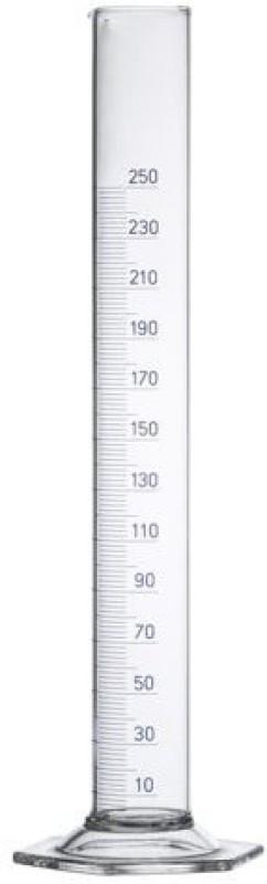 DULAB MC10 Borosilicate Glass Graduated Cylinder(10 ml)