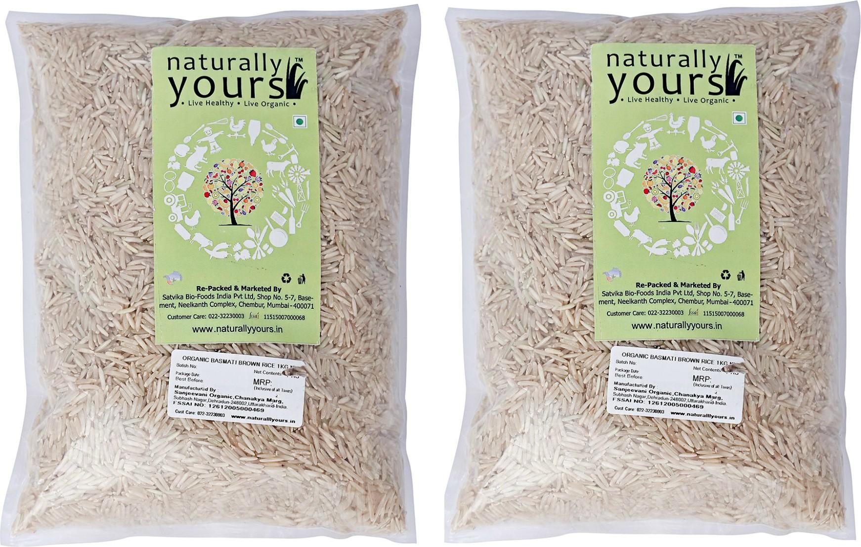 Naturally Yours Basmati Brown Rice