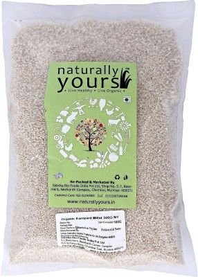 Naturally Yours Organic Barnyard millet