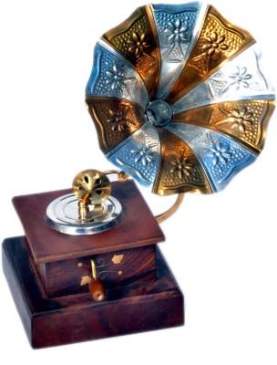 Woodpedlar Brass, Wooden Gramophone