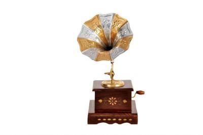 Hmas Wooden Gramophone