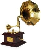 DiEn Wooden Gramophone (Yes)