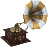 VAS Collection Home Wooden Gramophone (N...