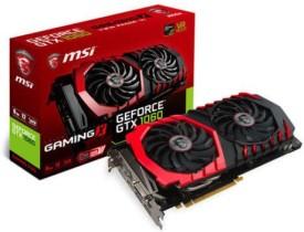 MSI NVIDIA GEOFORCE GTX 1060 GAMING 6 GB GDDR5 Graphics Card(Red & Black)