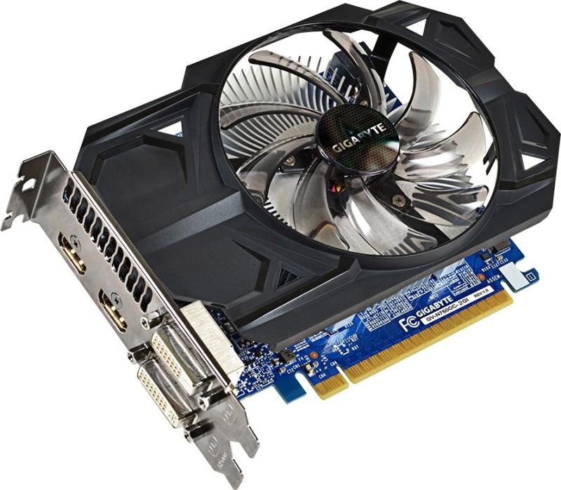 Gigabyte NVIDIA GTX 750 OC 2 GB GDDR5 Graphics Card