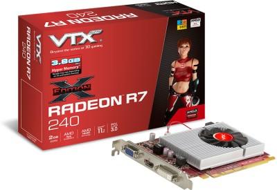 VTX3D AMD/ATI Radeon R7 240 2 GB DDR3 Graphics Card