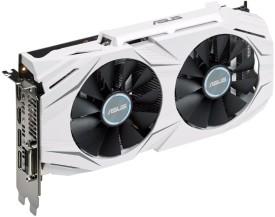 Asus NVIDIA GEFORCE GTX 1060 DUAL 3GB DDR5 3 GB GDDR5 Graphics Card(Black)