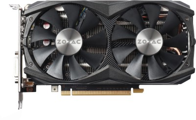 ZOTAC NVIDIA GeForce GTX 960 AMP Edition 2 GB DDR5 Graphics Card