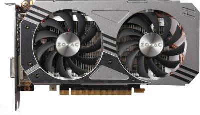 ZOTAC NVIDIA GeForce GTX 960 2 GB DDR5 Graphics Card