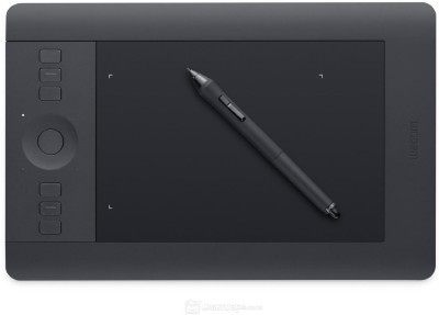 Wacom Intuos Pro PTH-451/K1-CX 12.6 x 8.2 inch Graphics Tablet