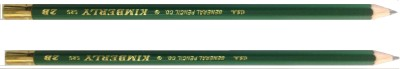 General's Graphite 2B Pencil(Pack of 2)