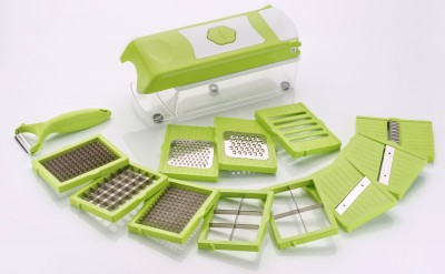 Jen Supreme-I Quick Dicer Vegetable Chopper(Green)