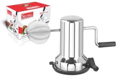 Nestwell Stainless Steel Grater and Slicer