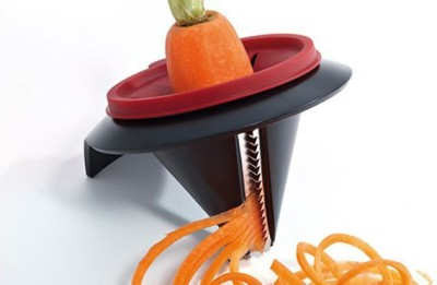 Inventure Retail Plastic, Stainless Steel Grater and Slicer