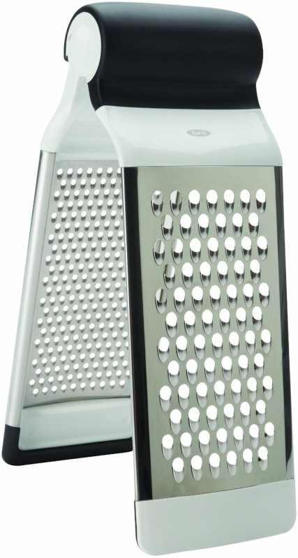 OXO #NAME? Stainless Steel Grater(White, Black)