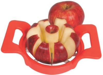 Nestwell Stainless Steel Apple Slicer(Red)