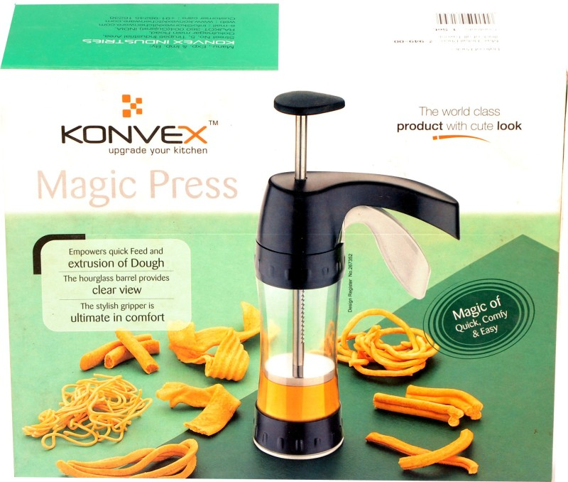 Konvex Steel Potato Grater