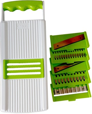 Abee Plastic, Stainless Steel Grater and Slicer