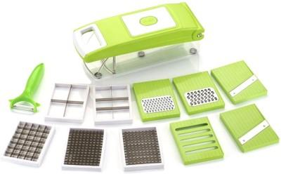Shoppersden Plastic Grater and Slicer(Pack of 12)