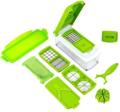 JSS Exports Plastic, Steel Apple, Carrot, Potato, Pineapple Grater and Slicer
