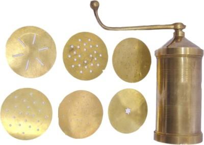 TAG3 Sev Sancha Gathiya Murukulu Janthikulu Maker Machine Brass Grater and Slicer